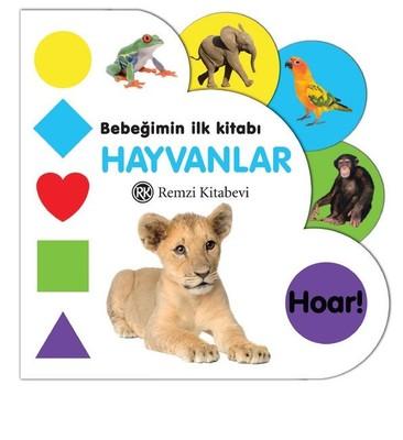 Bebeğimin İlk Kitabı-Hayvanlar