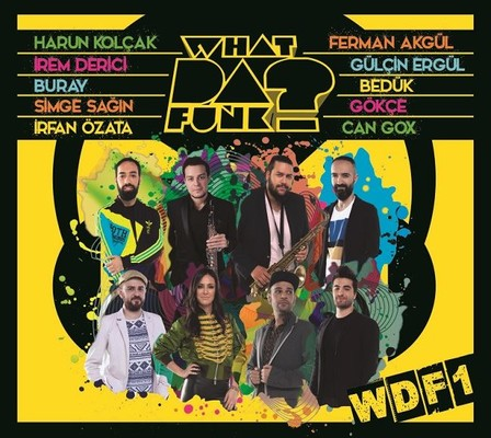 What Da Funk? WDF 1