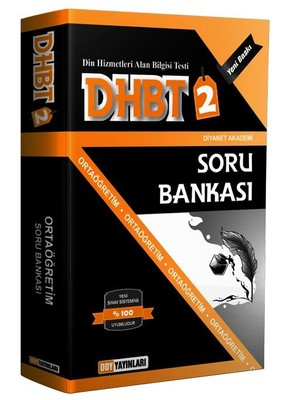 DHBT 2 Ortaöğretim Soru Bankası