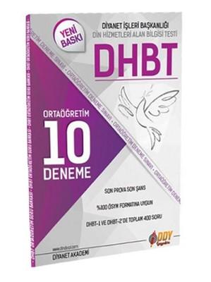 DHBT Ortaöğretim 10 Deneme Sınavı