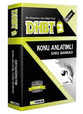 DHBT 2 Ortaöğretim Konu Anlatımlı Soru Bankası