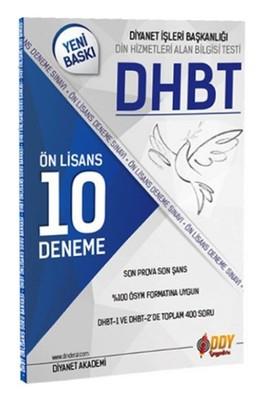 DHBT Ön Lisans 10 Deneme Sınavı