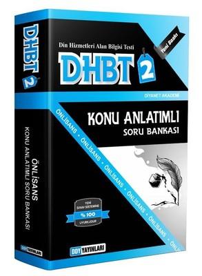 DHBT 2 Ön Lisans Konu Anlatımlı Soru Bankası