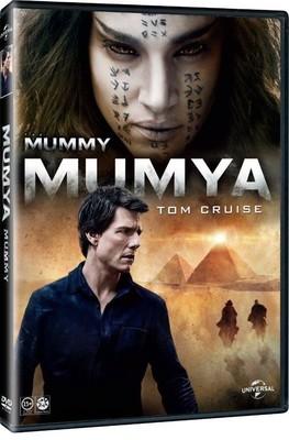 Mumya - Mummy 2017 (Dvd)