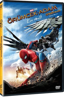 Örümcek Adam Eve Dönüş - Spider-Man Homecoming