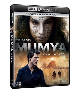 Mumya - Mummy 2017 4K UHD