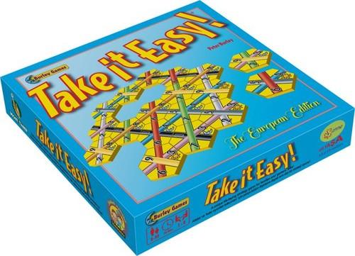 Burley Games Kutu Oyunu TakeIt Easy 2842