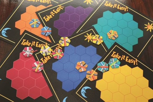 Burley Games Take It Easy 2842 Kutu Oyunu