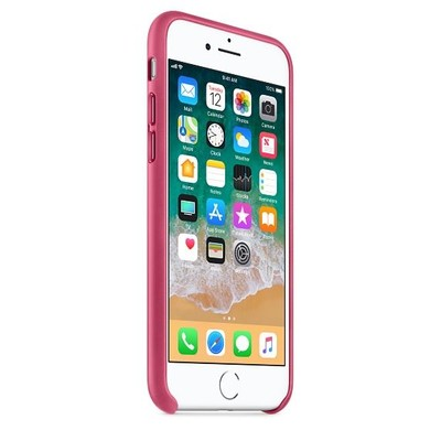 Apple iPhone8 /7 DeriKılıf Fuşya MQHG2ZM