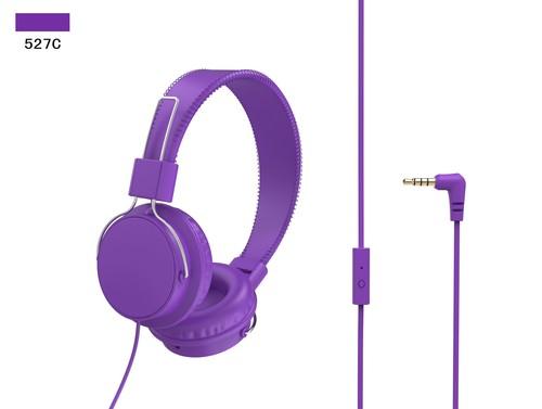 MQbix MQHT570 Mikrofonlu Kulaküstü Kulaklık MQHT570PUR
