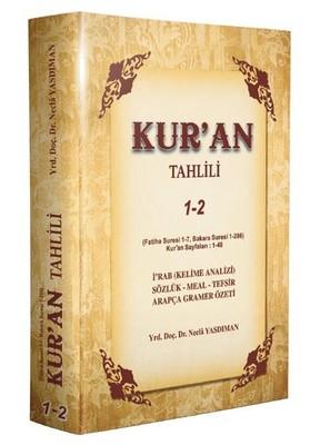 Kur'an Tahlili 1-2 Cilt