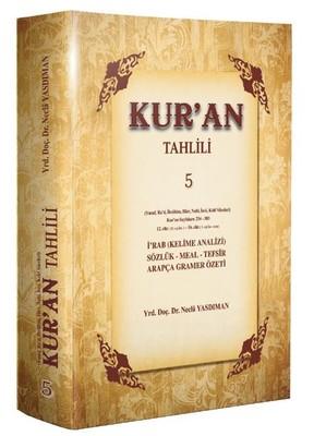 Kur'an Tahlili 5.Cilt