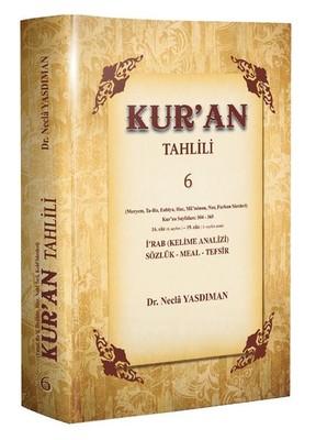 Kur'an Tahlili 6.Cilt