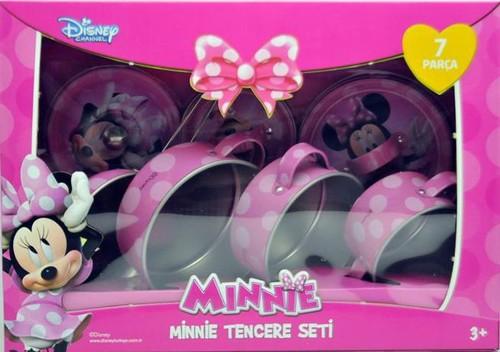 Minnie Mouse-Tencere Seti 7p. 47447