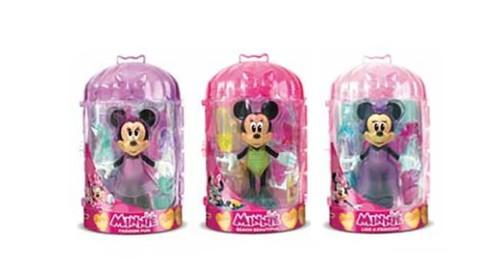 Minnie Mouse-FigürKıyafet.3A.182011