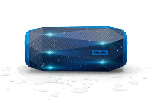 Philips Bluetooth Wireless Portable Speaker / Mavi SB500A