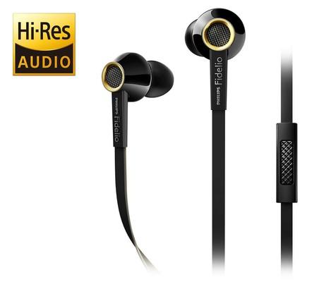 Philips S2BK Fidelio K.içi Mikrofonlu Kulaklık