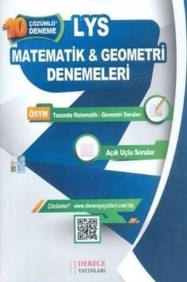 LYS Matematik ve Geometri Denemeleri