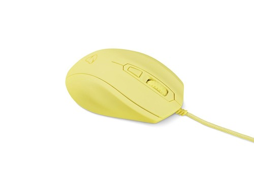 MIONIX CASTOR French Fries Optical Gaming Mouse (yellow) MNX-01-26005-G
