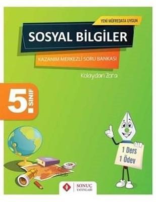 5.Sınıf Sosyal Bilgiler Kazanım Merkezli Soru Bankası