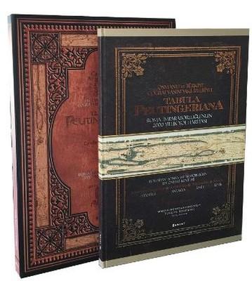Osmanlı ve Türkiye Coğrafyasındaki İzleriyle Tabula Peutingeriana Roma İmparatorluğunun 2000 Yıllık