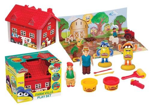 PlayDoh-Oyn.Ham.Çiftlik 3184