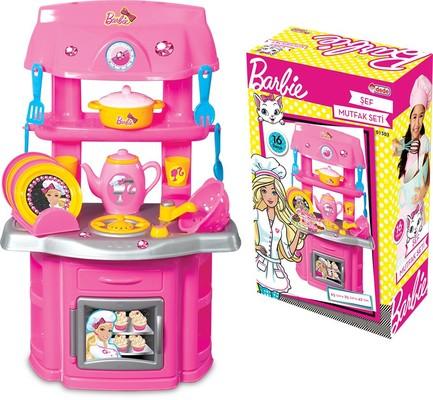 Barbie-Şef Mutfak Set 1503