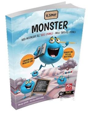 8.Sınıf İngilizce Monster