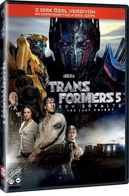 Transformers 5: Son Şövalye 2 Disk Özel Versiyon