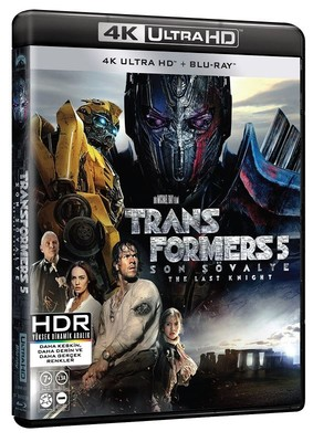 Transformers 5:Son Şövalye 4K BD