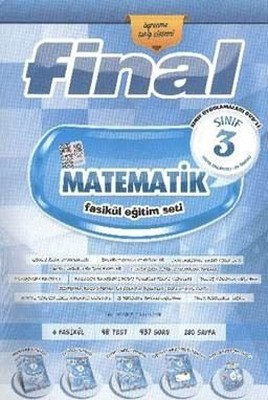 3.Sınıf Matematik Fasikül Eğitim Seti