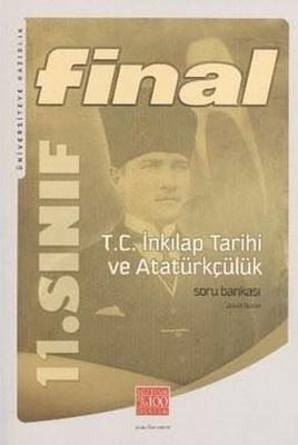 11.Sınıf T.C. İnkılap Tarihi ve Atatürkçülük Soru Bankası