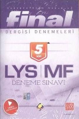 LYS MF 5 Deneme Sınavı
