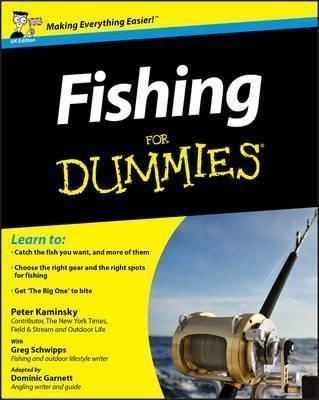 Fishing For Dummies, UK Edition