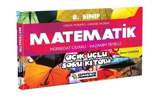 8.Sınıf Matematik Açık Uçlu Soru Kitabı