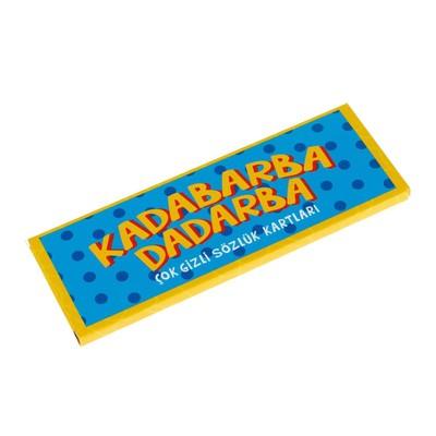 Tegv-Eğt.Kart Kadabarba Dadabarba