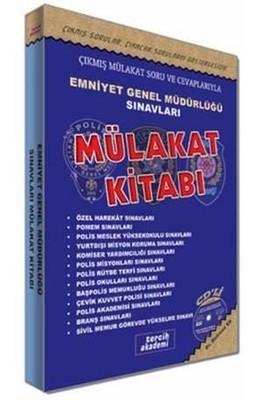 Emniyet Genel Müdürlüğü Sınavları Sonrası Mülakat Kitabı CD'li