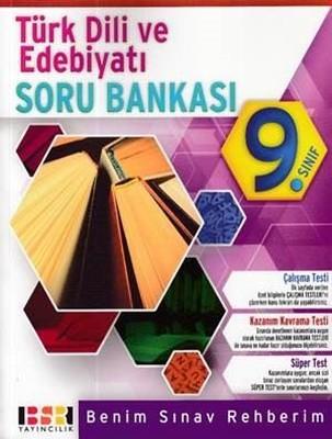 9.Sınıf Türk Dili ve Edebiyatı Soru Bankası-Çalışma Testi