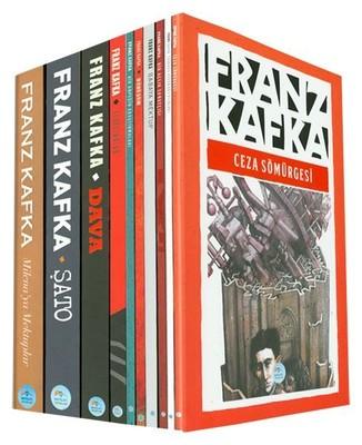 Franz Kafka Seti-10 Kitap Takım