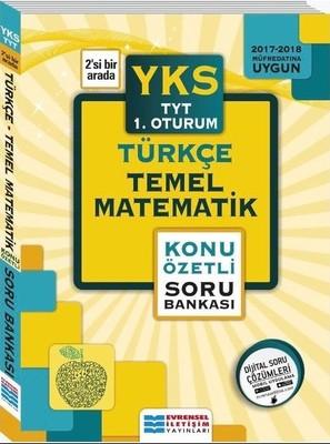 YKS Temel Yeterlilik Türkçe-Temel Matematik Konu Özetli Soru Bankası