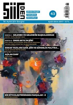 Şiirden Dergisi Sayı 43