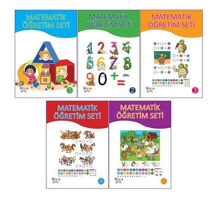 Matematik Özel Öğretim Seti-5 Kitap Takım