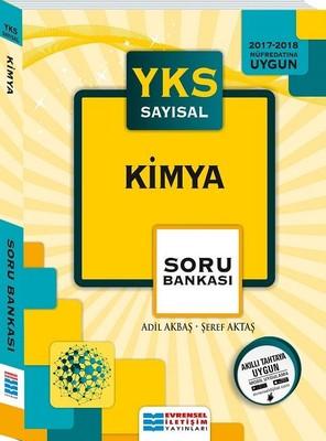 YKS Kimya Soru Bankası-Sayısal