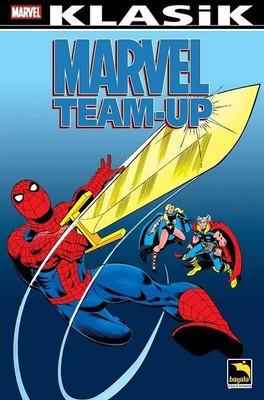 Marvel Team Up Klasik Cilt 10