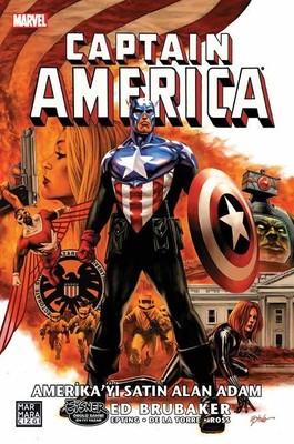 Captain America-Amerika'yı Satın Alan Adam