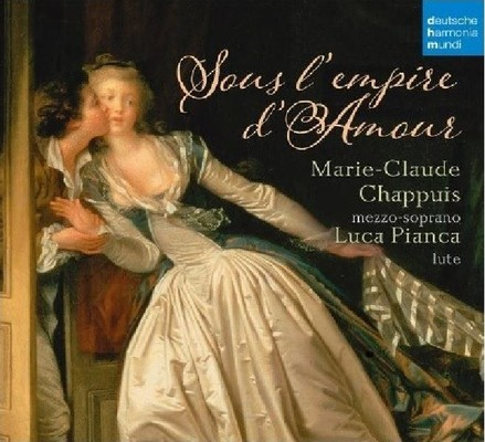 Sous L'empire D'amour - French Songs For Mezzo