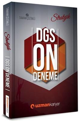 DGS Stratejik 10 Deneme