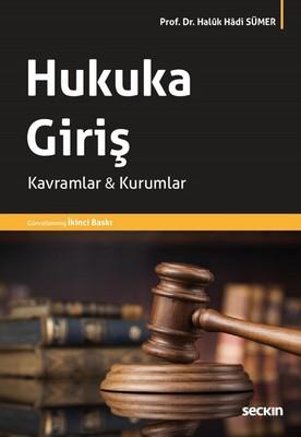 Hukuka Giriş-Kavramlar ve Kurumlar