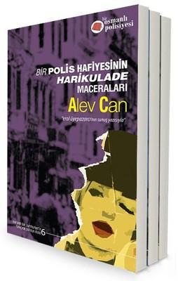 Osmanlı Polisiyeleri Seti - 3 Kitap Takım