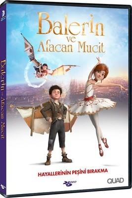 Balerin ve Afacan Mucit-Leap!